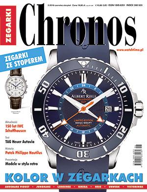 Najnowszy numer magazynu CHRONOS