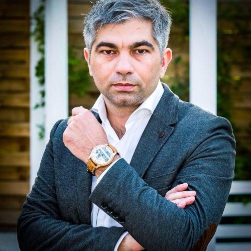 """Augustin Matei - Gość specjalny II edycji Festiwalu """"It's all about watches"""""""