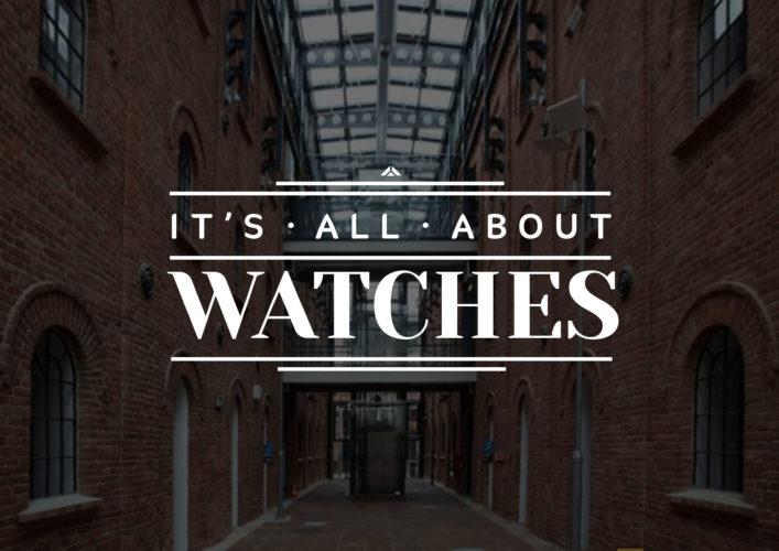 """Agenda II międzynarodowego festiwalu zegarów i zegarków """"It's All About Watches"""""""