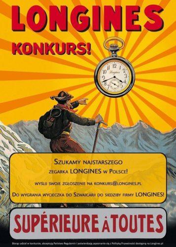 Finał Konkursu Longines - wręczenie nagród