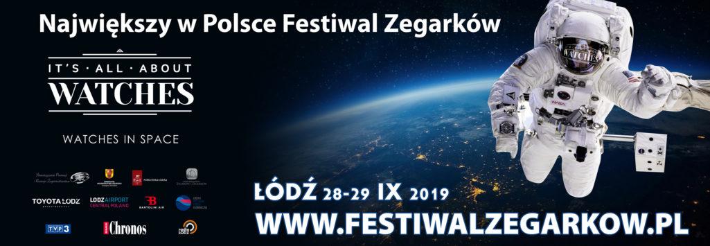 """III Międzynarodowy Festiwal Zegarków i Zegarów """"It's All About Watches"""""""